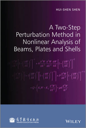 A Two-Step Perturbation Method in Nonlinear Analysis of Beams, Plates and Shells (1118649915) cover image