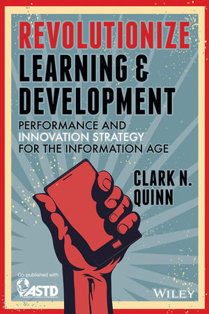 Revolutionize Learning & Development: Performance and Innovation Strategy for the Information Age (1118864115) cover image