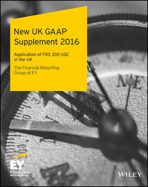 New UK GAAP Supplement 2016 (1119244315) cover image