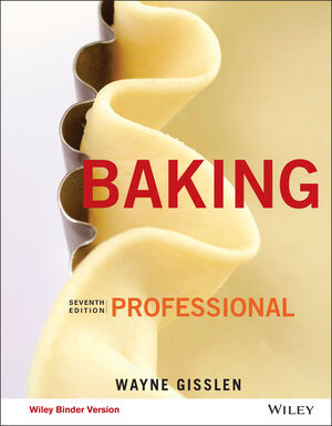 Professional Baking, Loose-leaf Print Companion, 7th Edition