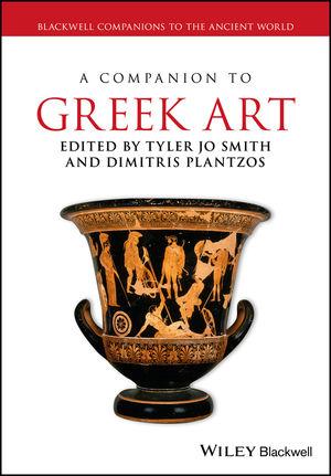 A Companion to Greek Art (1119266815) cover image