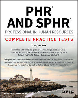PHR / SPHR Professional in Human Resources Certification Practice Tests