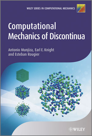Computational Mechanics of Discontinua (1119973015) cover image