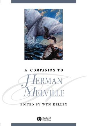 A Companion to Herman Melville (1405122315) cover image