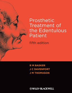Prosthetic Treatment of the Edentulous Patient, 5th Edition