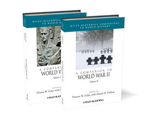 A Companion to World War II, 2 Volume Set (1405196815) cover image