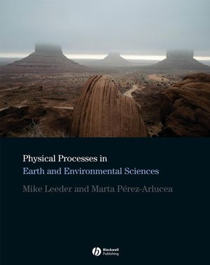 Physical Processes in Earth and Environmental Sciences (1444311115) cover image