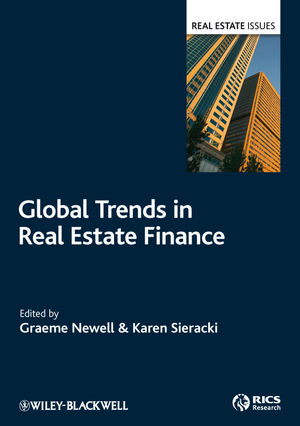 Global Trends in Real Estate Finance (1444315315) cover image