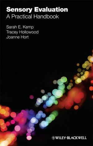 Sensory Evaluation: A Practical Handbook (1444360515) cover image