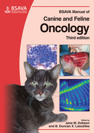 BSAVA Manual of Canine and Feline Oncology, 3rd Edition