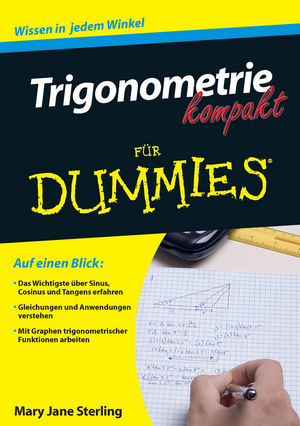 Trigonometrie kompakt für Dummies (3527686215) cover image