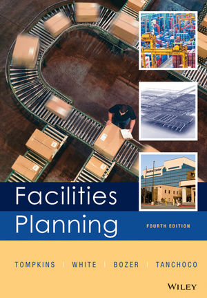 Facilities Planning, 4th Edition (EHEP000315) cover image