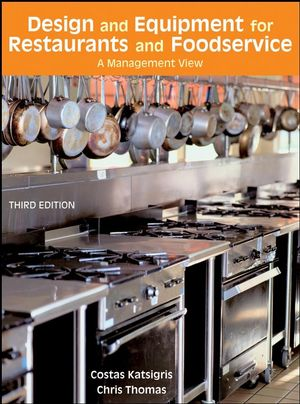 Design and Equipment for Restaurants and Foodservice: A Management View, 3rd Edition (EHEP000715) cover image