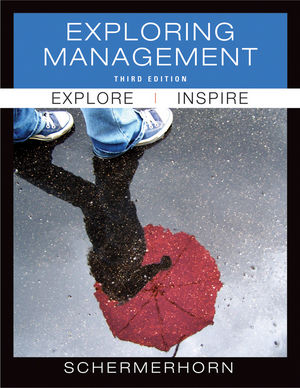 Exploring Management, 3rd Edition (EHEP002015) cover image