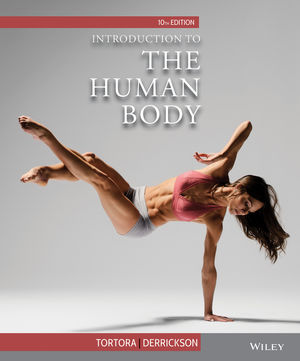 Introduction to the Human Body, 10th Edition (EHEP003215) cover image