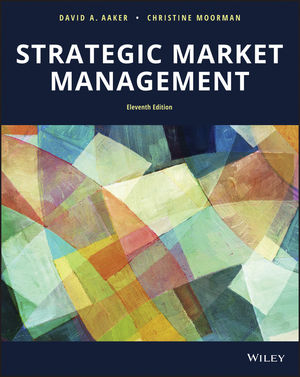 Strategic Market Management, 11th Edition (EHEP003715) cover image