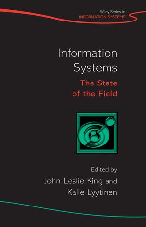 Information Systems: The State of the Field (0470056916) cover image