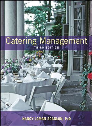 Catering Management, 3rd Edition (0470073616) cover image