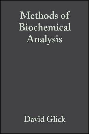 Methods of Biochemical Analysis, Volume 10