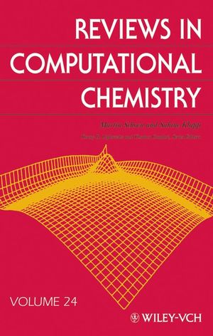 Reviews in Computational Chemistry, Volume 24 (0470112816) cover image