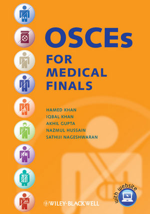 OSCEs for Medical Finals (0470659416) cover image