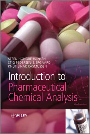 Introduction to Pharmaceutical Chemical Analysis (0470661216) cover image