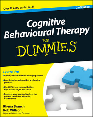 Cognitive Behavioural Therapy For Dummies, 2nd Edition