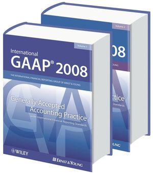 International GAAP 2008: Generally Accepted Accounting Practice under International Financial Reporting Standards, 2 Volume Set