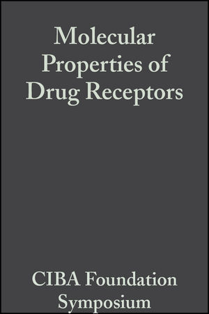 Molecular Properties of Drug Receptors