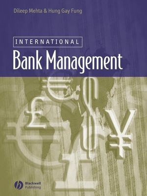 International Bank Management (0470759216) cover image