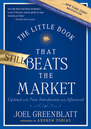 The Little Book That Still Beats the Market (0470926716) cover image