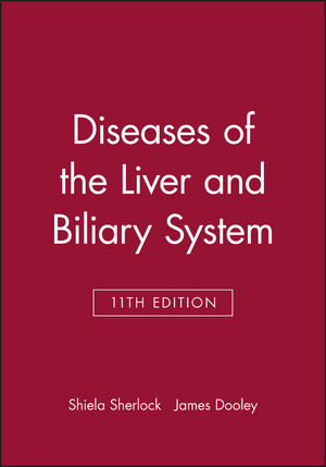 Diseases of the Liver and Biliary System, 11th Edition (0470986816) cover image