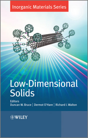 Low-Dimensional Solids (0470997516) cover image