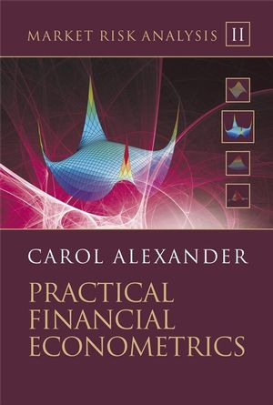 Market Risk Analysis, Volume II, Practical Financial Econometrics (0470998016) cover image