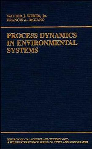 Process Dynamics in Environmental Systems (0471017116) cover image