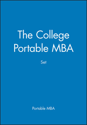 The College Portable MBA Set
