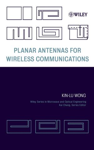Planar Antennas for Wireless Communications