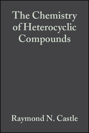 The Chemistry of Heterocyclic Compounds, Volume 27, Condensed Pyridazines Including Cinnolines and Phthalazines (0471382116) cover image