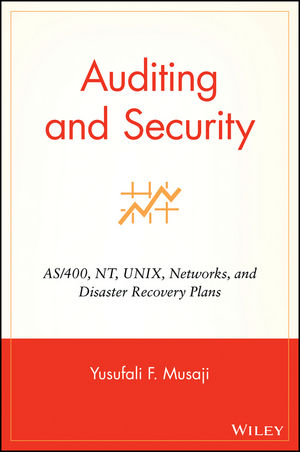 Auditing And Security As Nt Unix Networks And Disaster