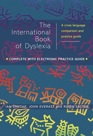 International Book of Dyslexia: A Cross-Language Comparison and Practice Guide (0471498416) cover image