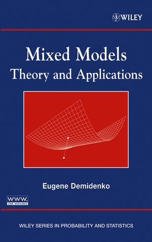 Mixed Models: Theory and Applications (0471601616) cover image