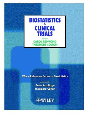 Biostatistics in Clinical Trials