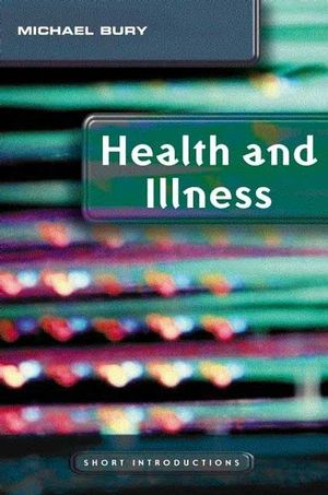 Health and Illness (0745630316) cover image