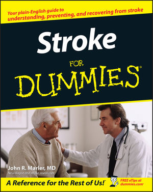 Stroke For Dummies (0764572016) cover image