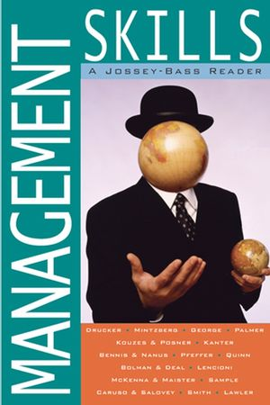 Management Skills: A Jossey-Bass Reader (0787973416) cover image