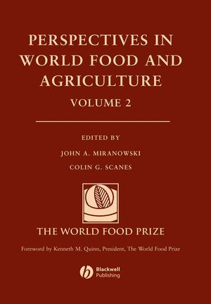 Perspectives in World Food and Agriculture 2004, Volume 2
