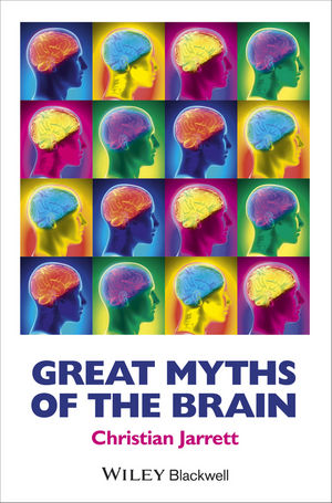Book Cover Image for Great Myths of the Brain