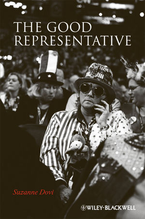 The Good Representative (1118394216) cover image