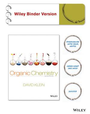Organic Chemistry, 2nd Edition Binder Ready Version