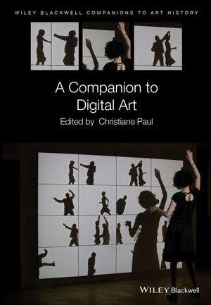 A Companion to Digital Art (1118475216) cover image